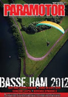 Paramotor Magazine, Issue No32, August - September 2012